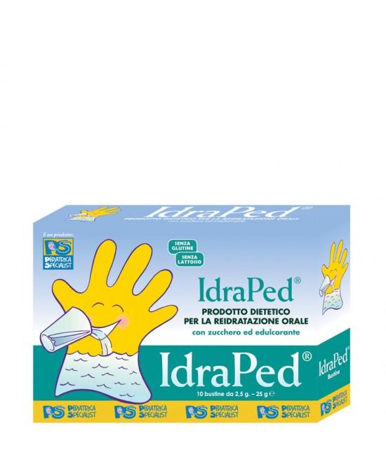 Pediatrica Idraped Integratore Alimentare 10 Bustine - Farmapage.it