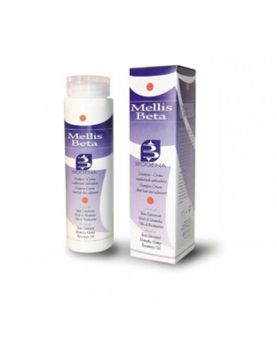 Biogena Mellis Beta Shampoo 200ml - Farmaciaempatica.it