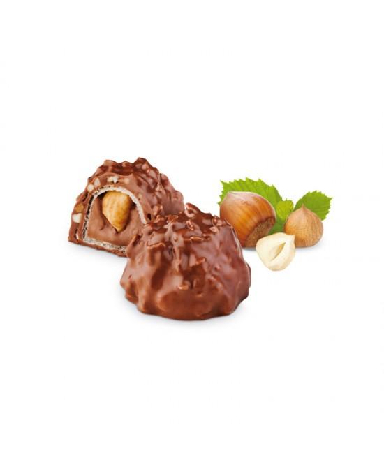 Happy Farm I Diamanti Con Cioccolato Al Latte Senza Glutine Pocket 12g