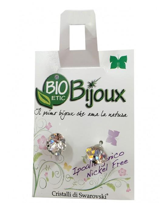 Bioetic Bijoux Brillantino Xilion 7,15 mm Crystal - Farmastop