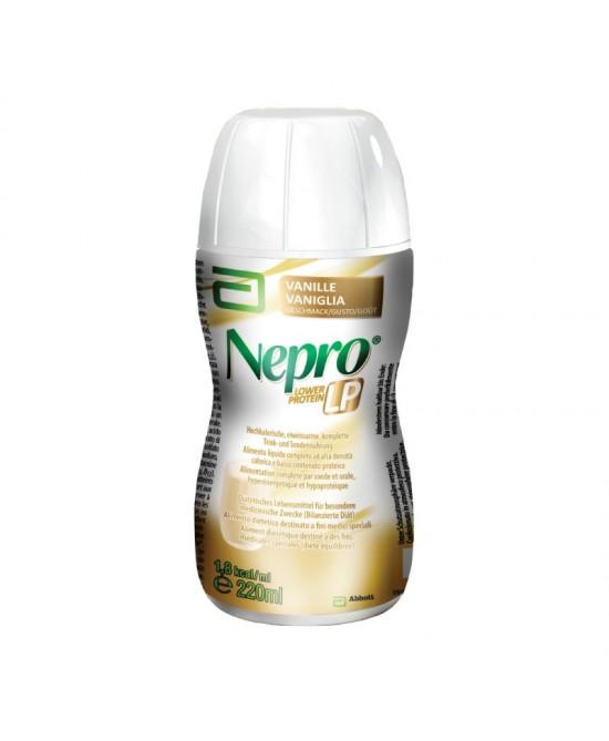 Abbott Nepro Lp Integratore Alimentare Gusto Vaniglia 220ml - Farmapage.it