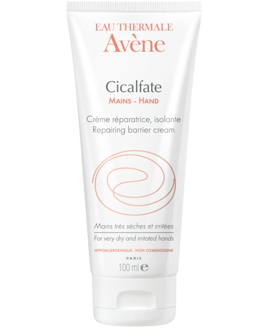 AVENE CICALFATE CREMA MANI BARRIERA RISTRUTTURANTE 100 ML - Farmastar.it