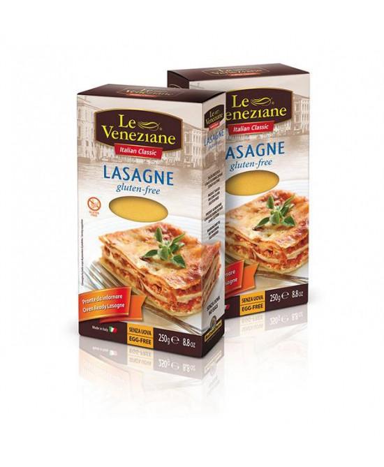 Le Veneziane Lasagne Pasta Senza Glutine 250g -
