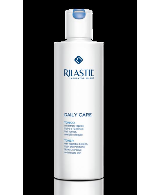 Rilastil Linea Daily Care Tonico Lenitivo Rinfrescante Pelli Sensibili 250 ml - La tua farmacia online