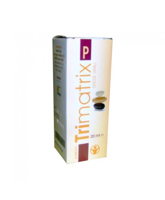 TRIMATRIX P GOCCE 20 ML - Farmapage.it