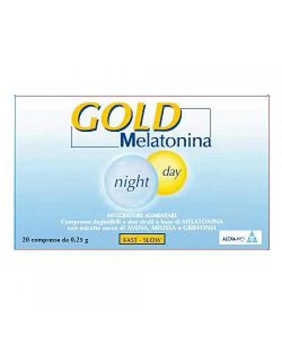 MELATONINA GOLD HTP 1MG 20CPR-933541955