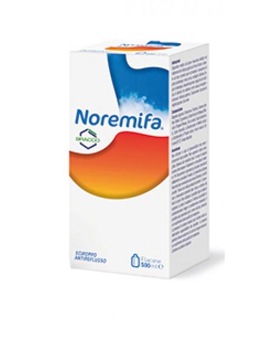 Noremifa Sciroppo Antireflusso 500ml - Speedyfarma.it