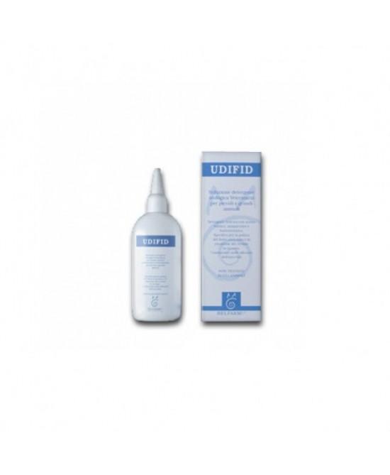 Udifid Soluzione Detergente Otologica Per Animali 150ml - Farmacia Giotti