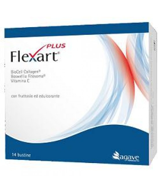 Flexart Plus 14bust Nf - Farmalandia