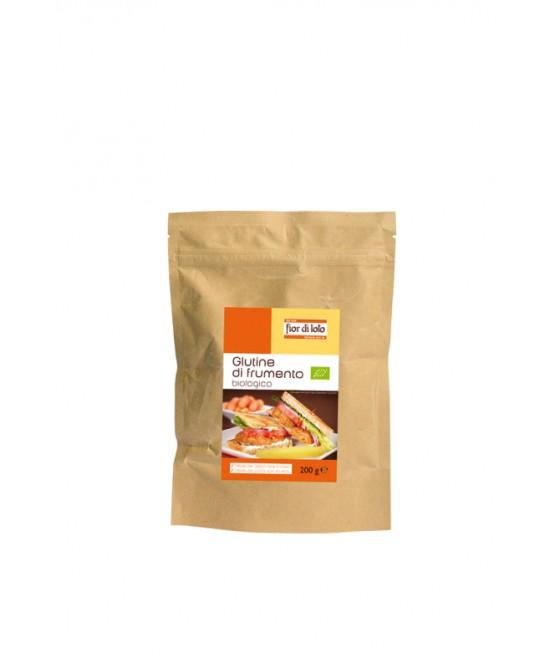 Fior Di Loto Glutine Di Frumento Biologico 200g - FARMAEMPORIO