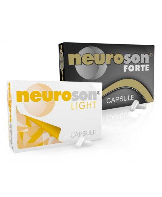 Neuroson Forte Integratore 30 Capsule