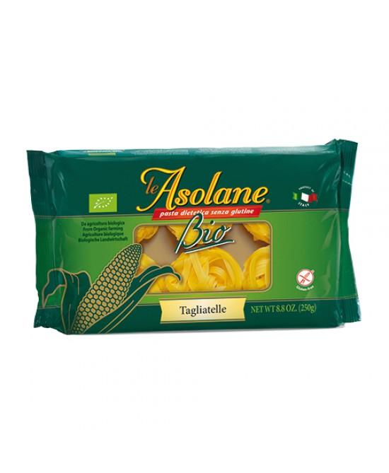 Le Asolane Tagliatelle Al Mais Biologico 250g - Farmacia 33