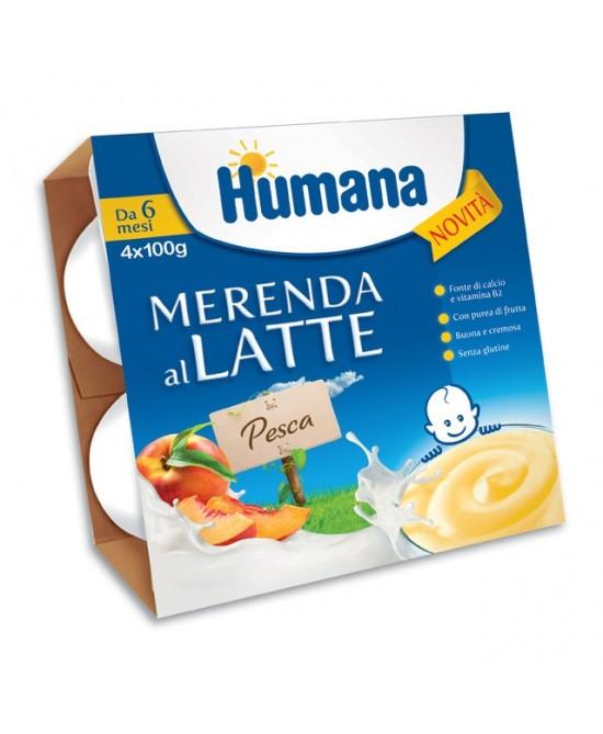 HUMANA MERENDA PESCA 4X100G-933799963
