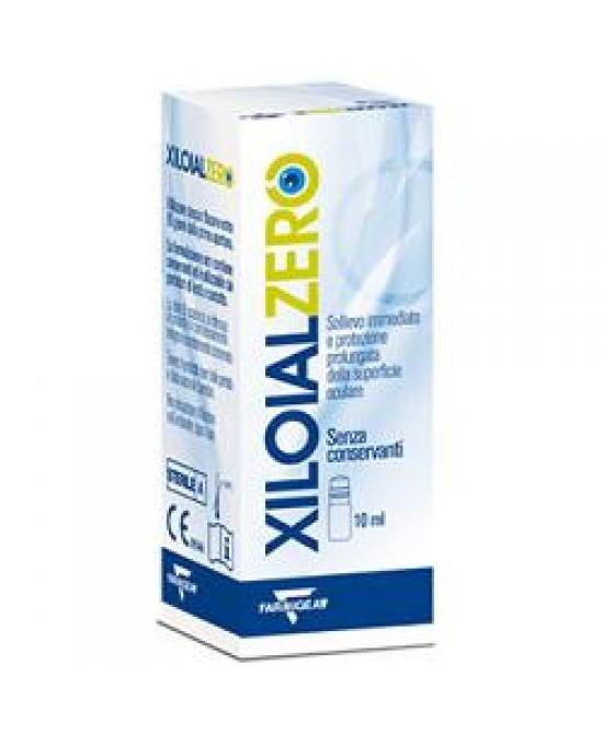 Xiloial Zero Sol Oft 10ml - Farmacia 33