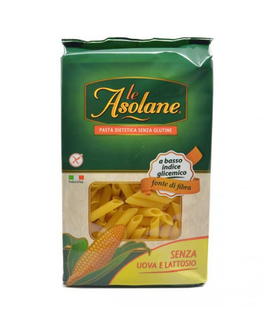 LE ASOLANE Penne Rigate Pasta Senza Glutine 250g - Farmapage.it