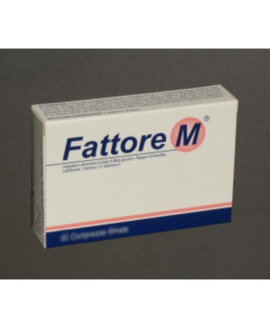 FATTORE M 20CPR prezzi bassi