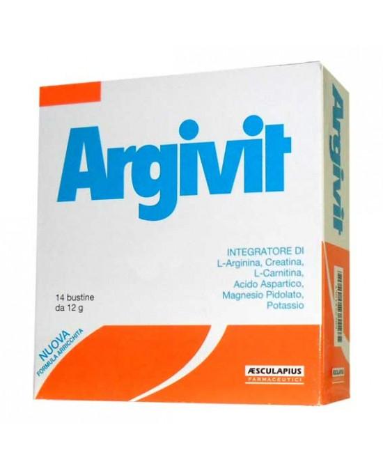 Argivit Integratore Senza Glutine 14 Bustine - Farmacia 33