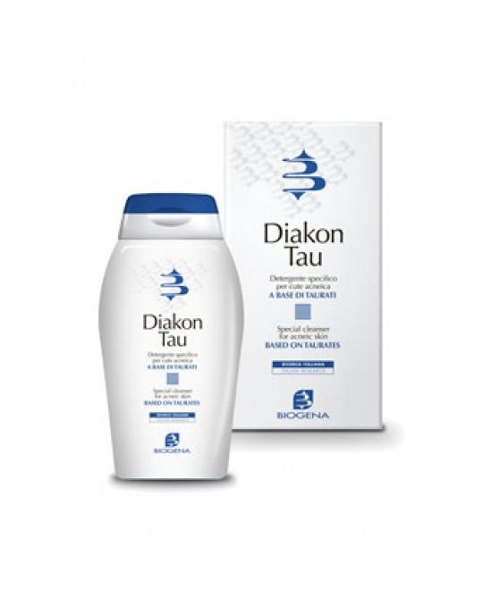 Biogena Lab Diakon Tau Detergente Pelle Acneica 200 Ml