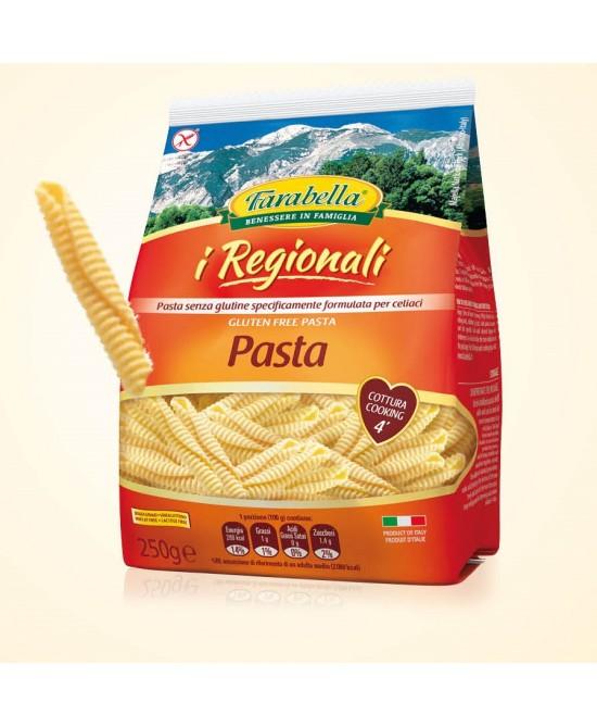 Farabella I Regionali Garganelli Rustici Pasta Fresca Senza Glutine 250g.