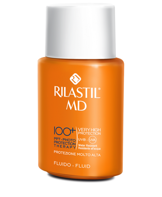 Rilastil MD 100+ Fluido 75ml - Farmawing