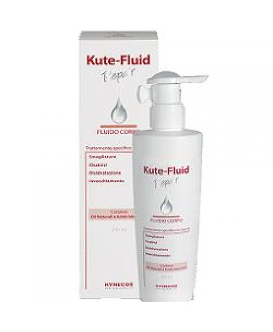Kute Fluid Repair Corpo 200ml - Zfarmacia