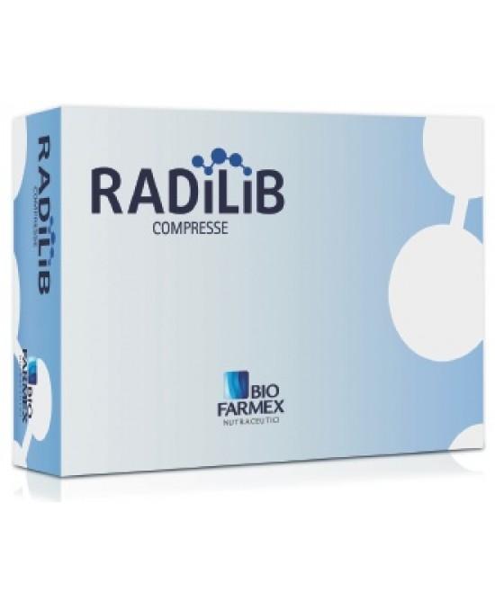 Biofarmex Radilib Plus Integratore 30 Compresse