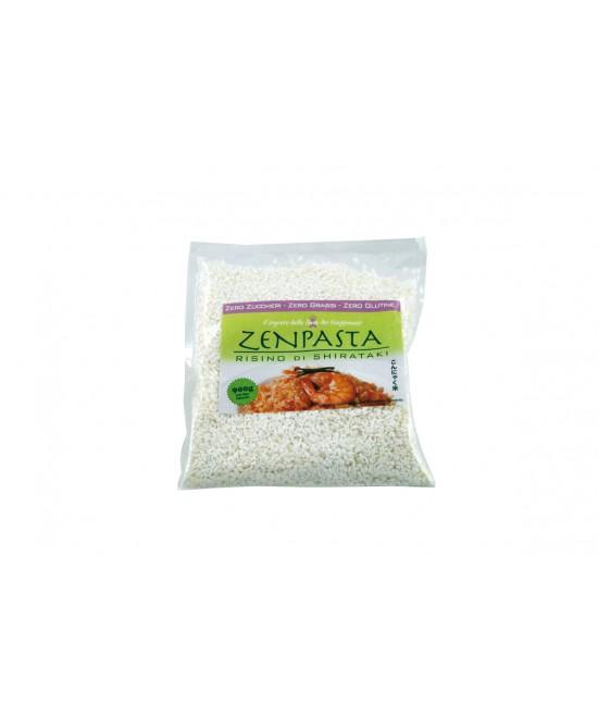 ZenPasta Shirataki Riso Essicato Monodose Senza Glutine 50g prezzi bassi