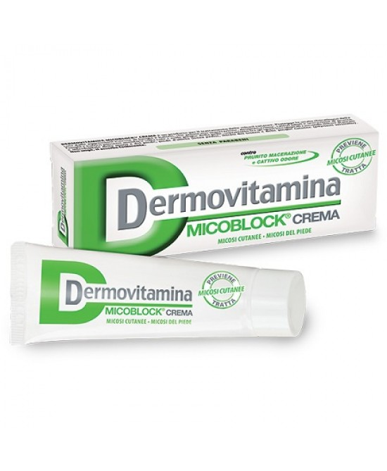 Dermovitamina Micoblock Crem - Farmastar.it