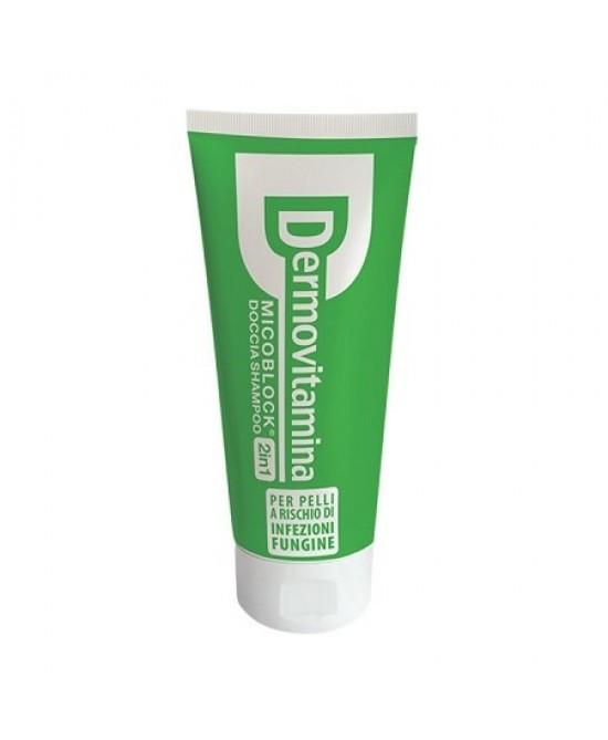 Dermovitamina Micoblock Doccia - Farmia.it