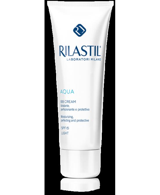 Rilastil Aqua BB Cream Light 40ml - Farmaci.me