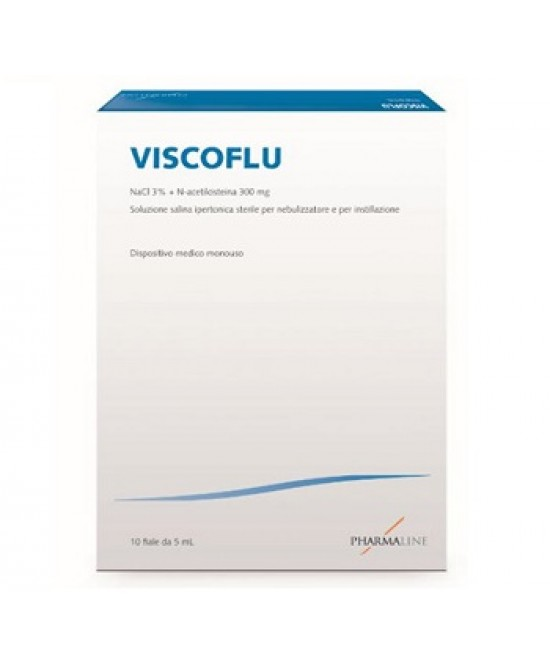 Viscoflu 10fl 5ml - La farmacia digitale