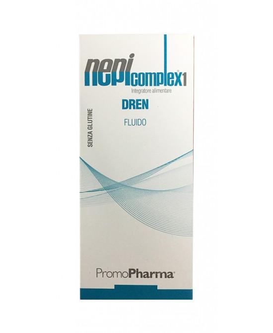 NepiComplex1 Dren Integratore Alimentare 200ml - Farmaciaempatica.it