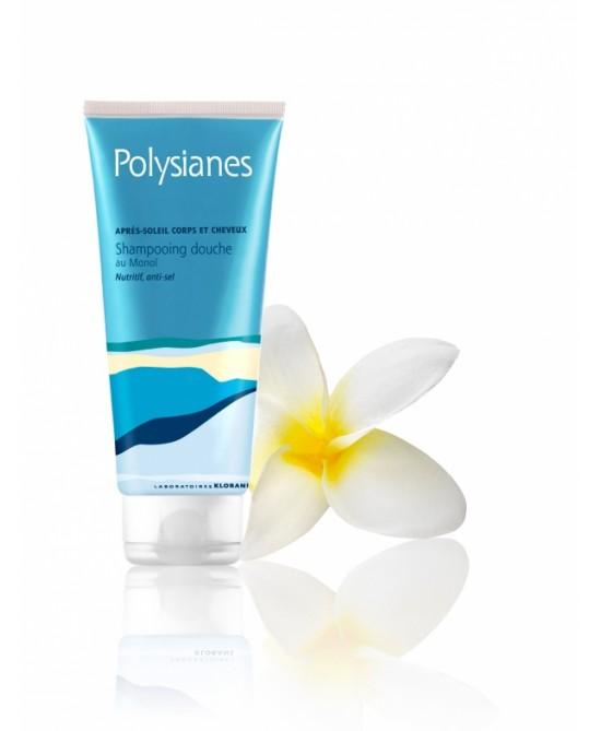 Les Polysianes Shampoo Doccia 200ml - Farmawing