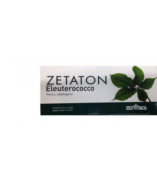 Zetaton Eleuterococco 12fl10ml - Spacefarma.it