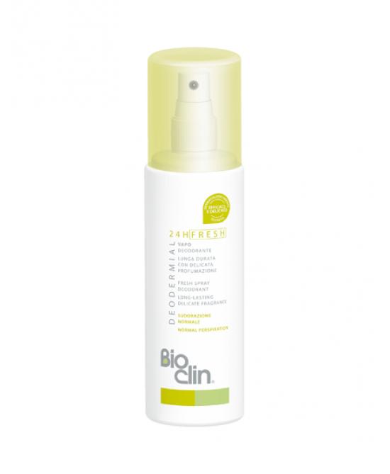 Bioclin Deodermial 24H Vapo Fresh Con Delicata Profumazione 100ml - Farmabravo.it