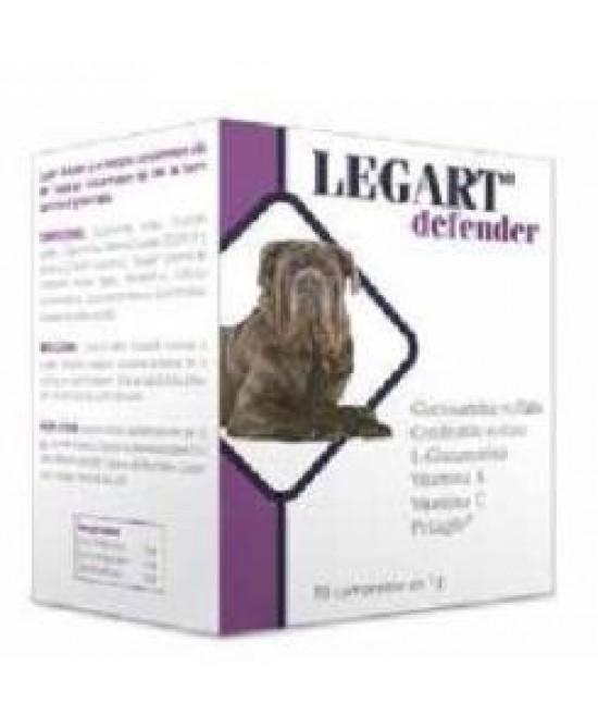 Legart Defender Vet 240cpr