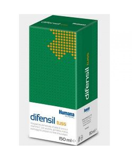Difensil Tuss 150ml - La farmacia digitale