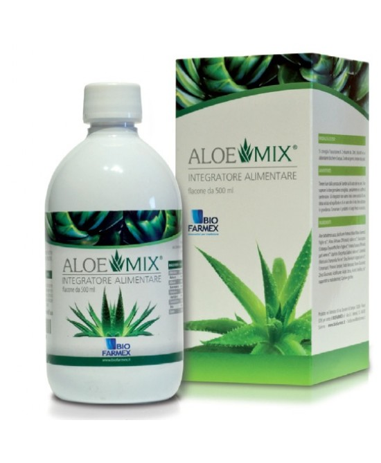 Biofarmex Aloemix Integratore Alimentare 500ml