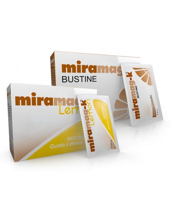 Miramag-k Lemon 20 Bustine - farmaventura.it