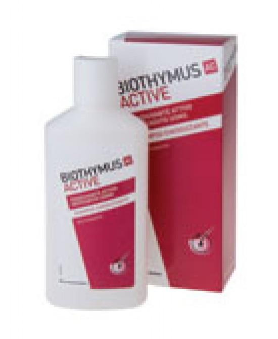BioThymus  Biothymus Ac Active Coadiuvante Attivo Anticaduta Uomo  Shampo Energizzante 200ml - Farmaciasconti.it