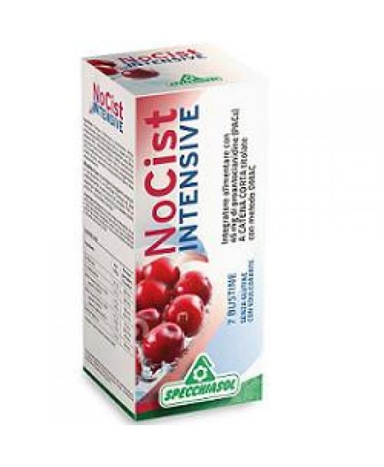 Specchiasol NoCist Intensive 7 buste - La tua farmacia online