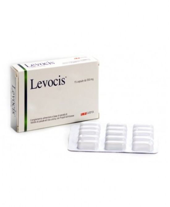 LEVOCIS 200 ML - Farmaseller