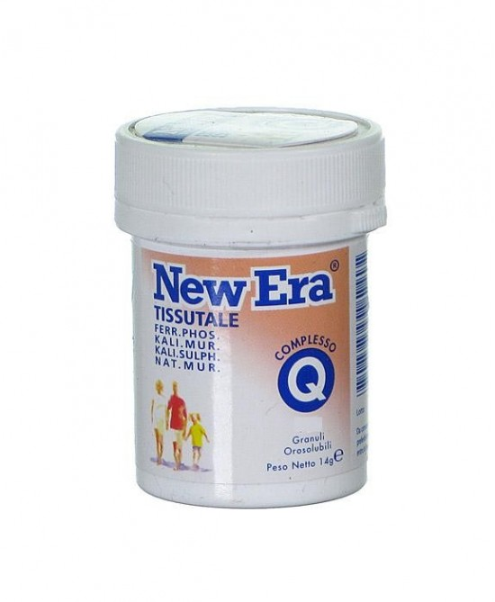 Named New Era complesso Q Integratore Alimentare 240 Granuli - Farmastar.it