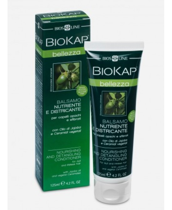 Bios Line Biokap Balsamo Nutriente E Districante 125ml - La farmacia digitale