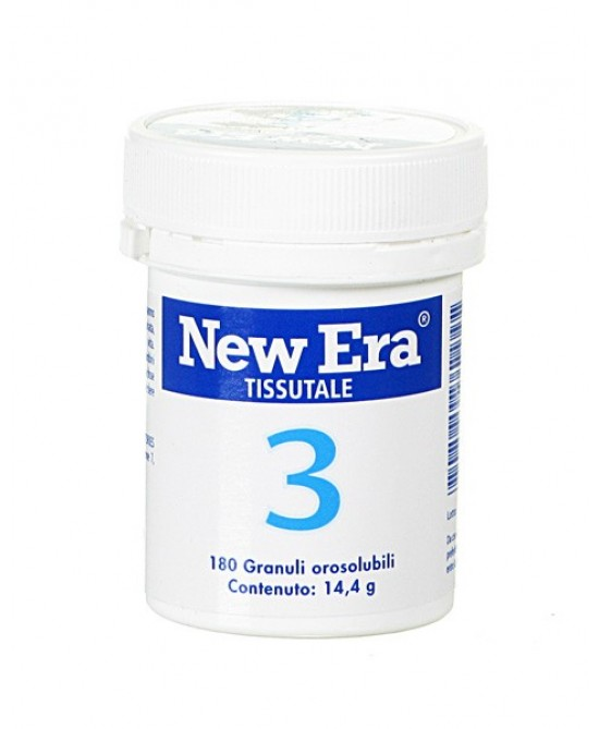 Named New Era 3 Integratore 240 Granuli