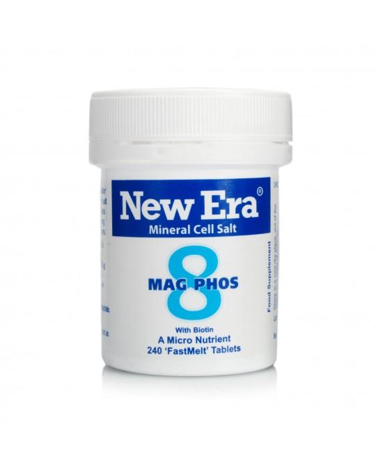 Named New Era 8 Integratore Alimentare 240 Granuli