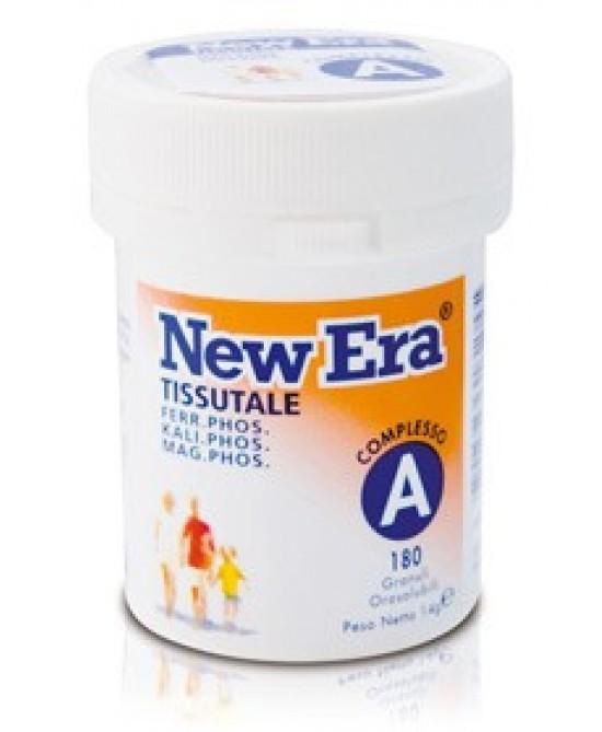 Named New Era complesso A Integratore Alimentare 240 Granuli