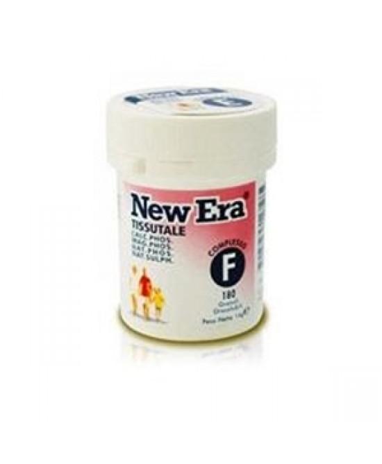Named New Era complesso F Integratore Alimentare 240 Granuli