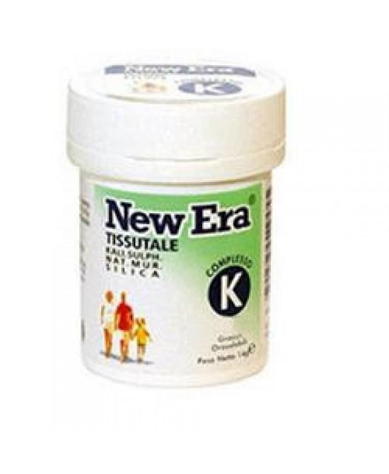 Named New Era complesso K Integratore Alimentare 240 Granuli