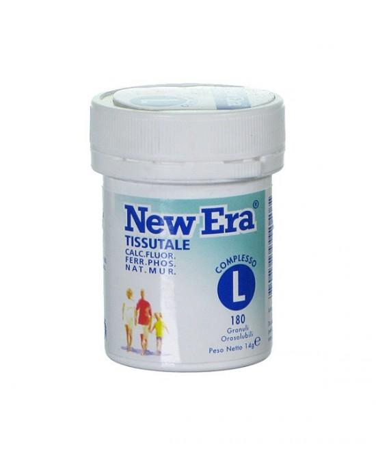 Named New Era complesso L Integratore Alimentare 240 Granuli - latuafarmaciaonline.it